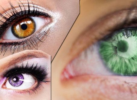 The Six Rarest Eye Colors in the World