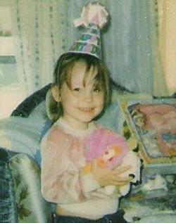 My 4th Birthday Party