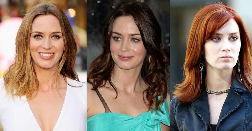 Blonde, brunette or redhead?