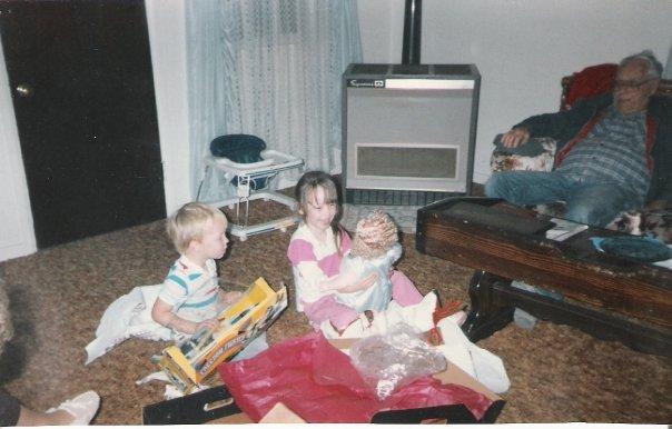 Christmas Eve 1989