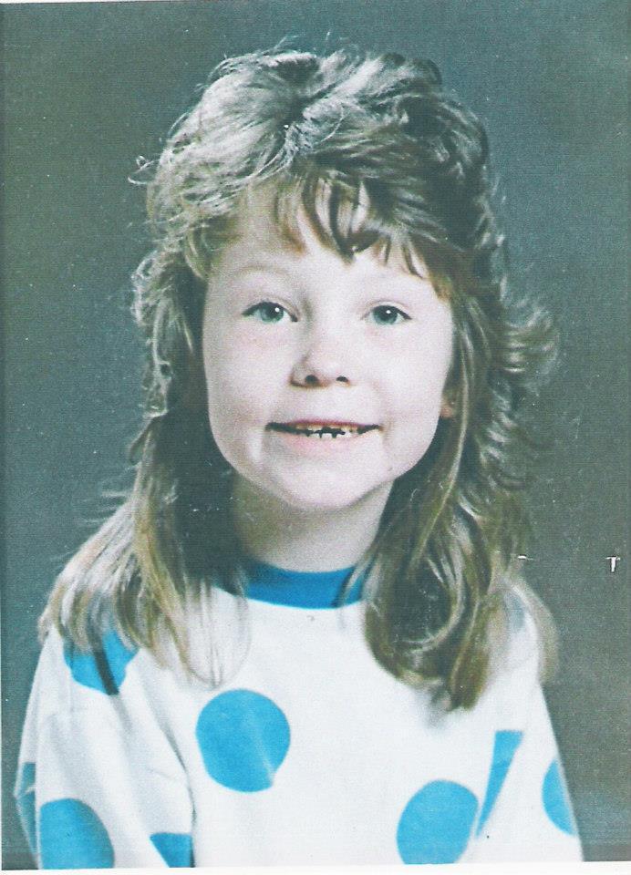 Brunette girl with sun kissed hair, Sonya Marlene