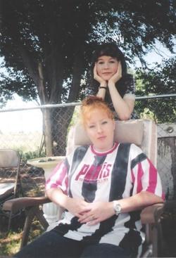 Aunt Paula and I