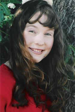 Sonya Smiling