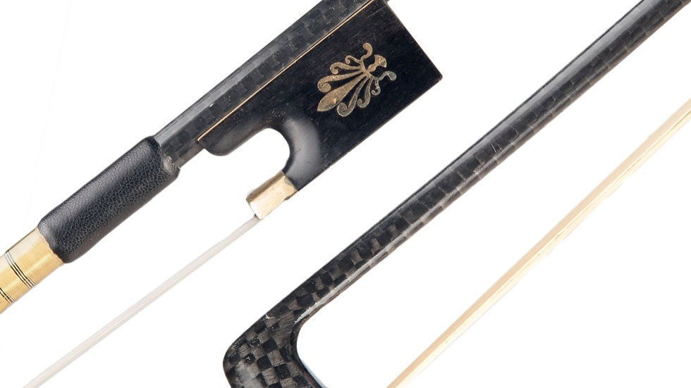 4/4 Grid Carbon Fiber Violin Bow