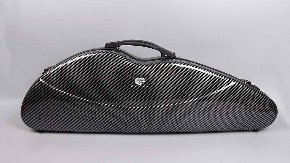 4/4 Beautiful Carbon Fiber Violin Case