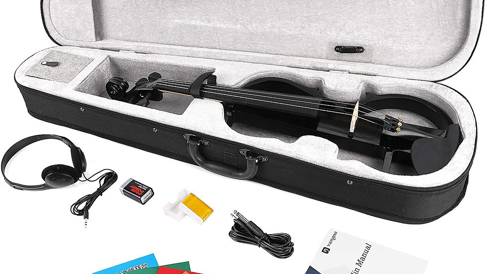 4/4 Full Size Electric Violin