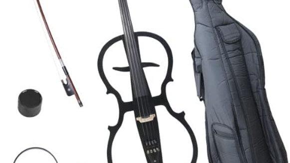4/4 Full Size Electric Cello