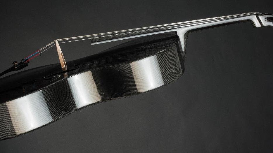 4/4 Full Size Carbon Fiber Acoustic Cello