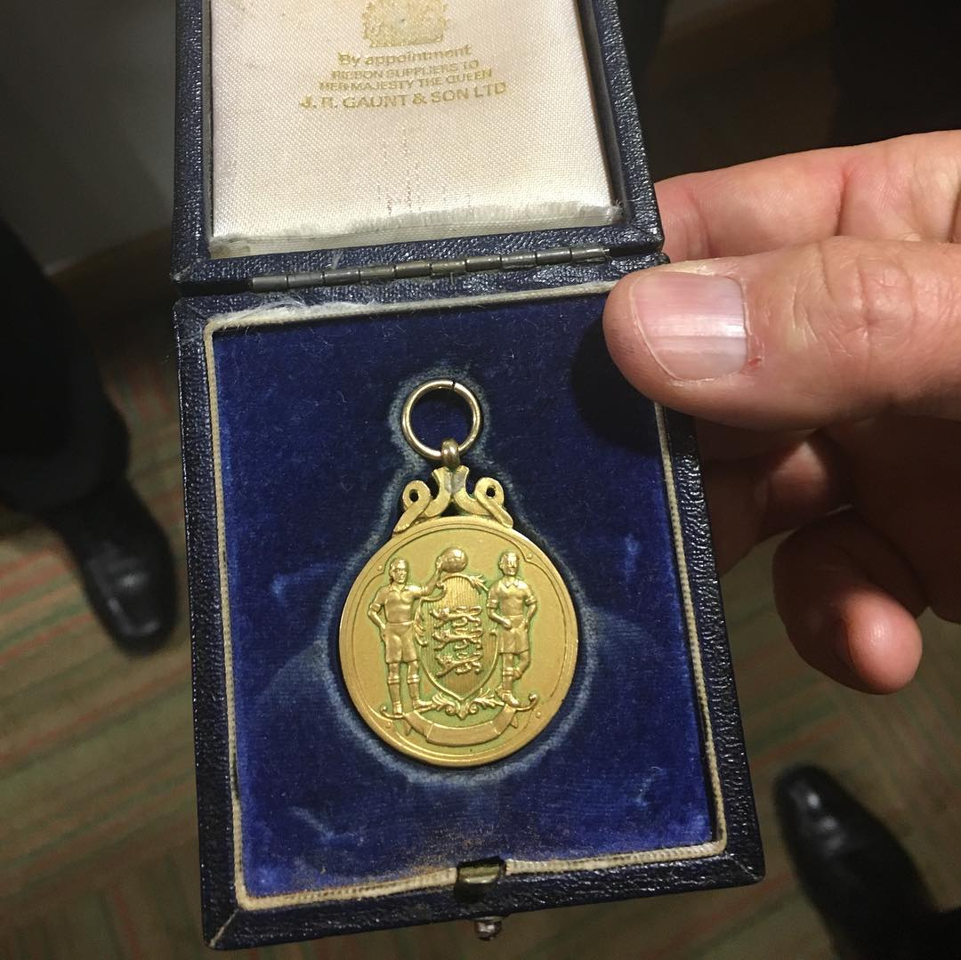 FA Cup Winners Medal