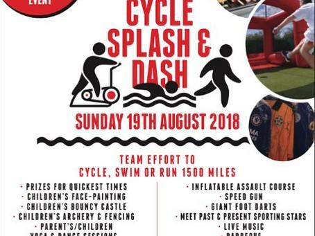 The Cycle, Splash & Dash Auction
