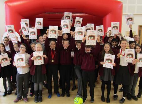 ProKick Schools Challenge - Milestone Achieved!