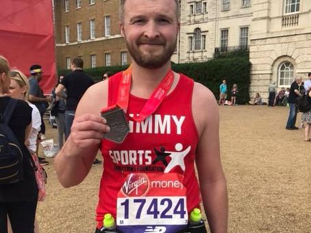 Who'd Run The London Marathon?