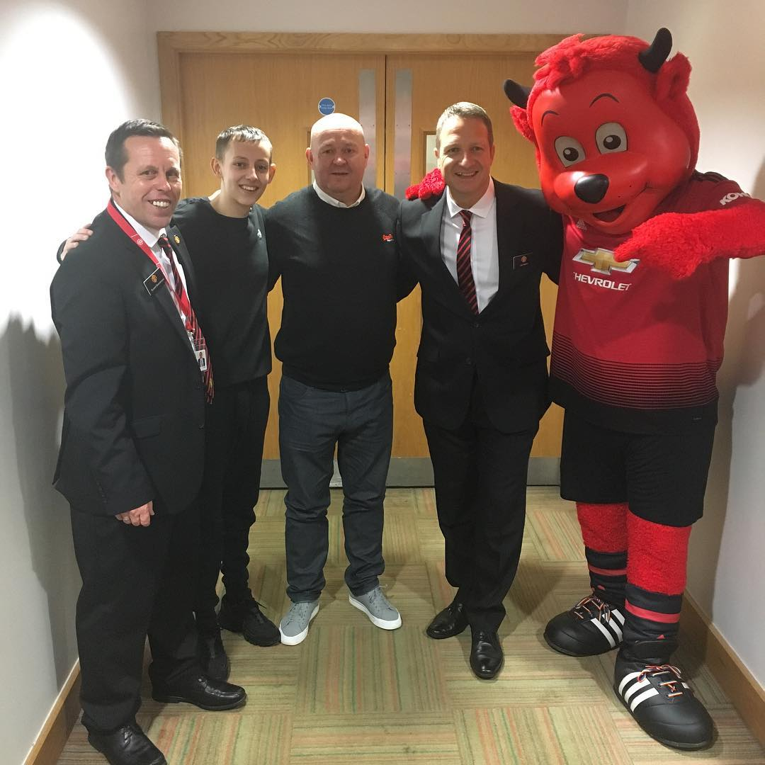 Fred The Red!