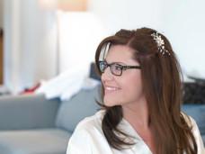 Airbrush make-up: this year's hottest bridal choice.