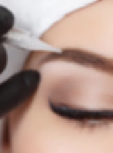 Ombre brows, Brighton, Sussex