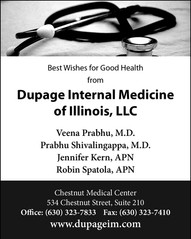 Dupage Internal Medicine Drs Prabhu QP B