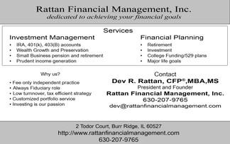 Advt - RattanFinaicialManagementHalfPgBW