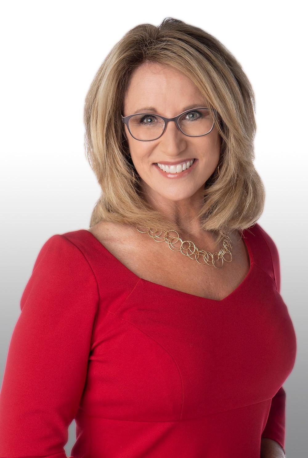 A photograph of Debra Morgan