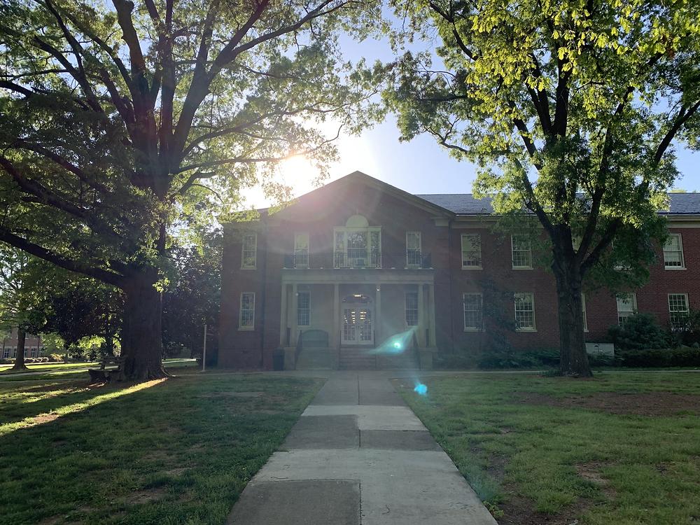 Joyner Hall at Meredith College