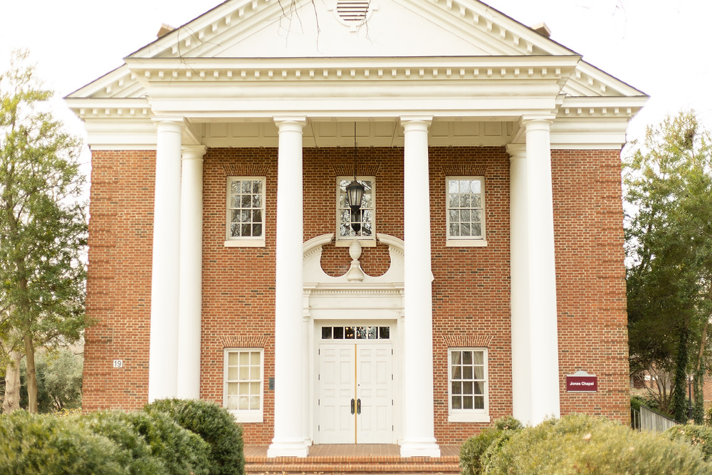 Jones Chapel at Meredith College
