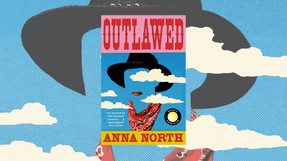 A photo of the Outlawed by Anna North cover
