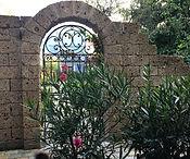 aha Gärten Mauern und Treppen