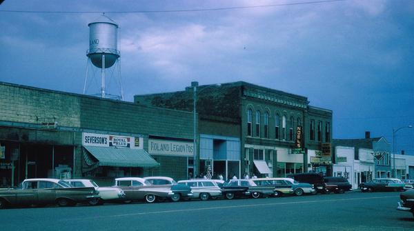 West Main Street 1960s