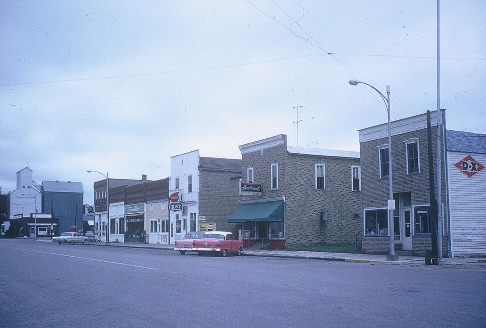 East Side Main Street 1960s