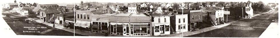 Full Panoramic of East Main Street