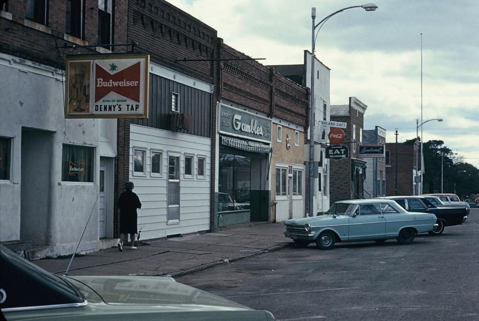 East Side Looking Southeast 1960s