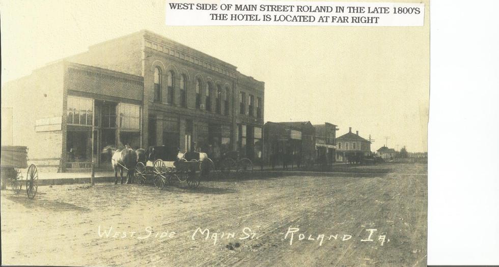 West Side Main Street