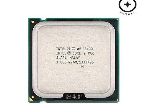 Processador Intel E8400 Core 2 Duo 3.00 Ghz 6 Mb 1333 Mhz