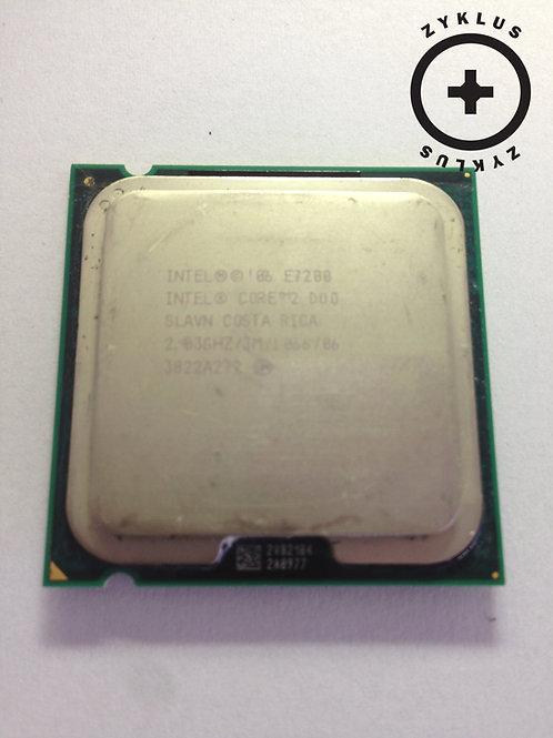 Processador Intel 06 E7200 Core 2 Duo 2.53 Ghz