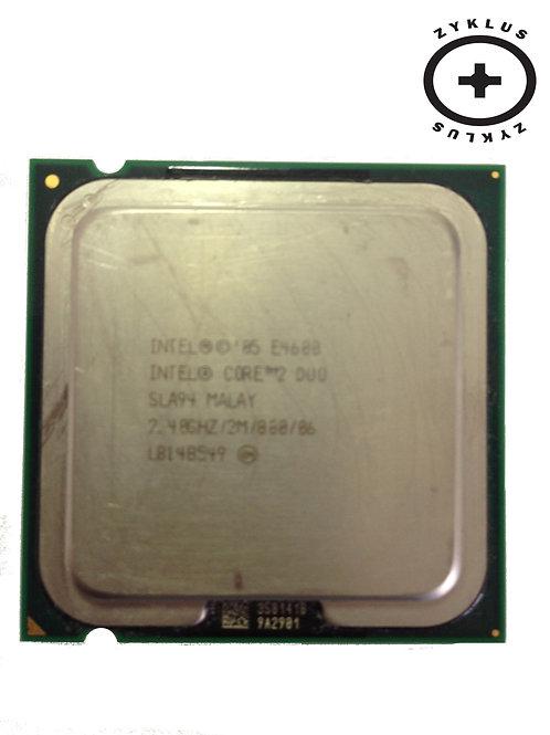 Processador Intel E4600 Core 2 Duo 2.40 Ghz 2 Mb 800 Mhz