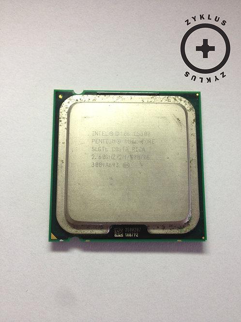 Processador Intel 06 E5300 Pentium Dual Core 2.6 Ghz