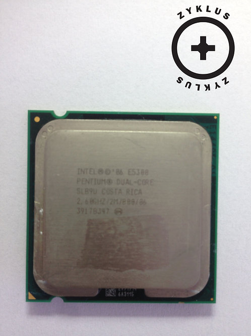Processador Intel Pentium E5300