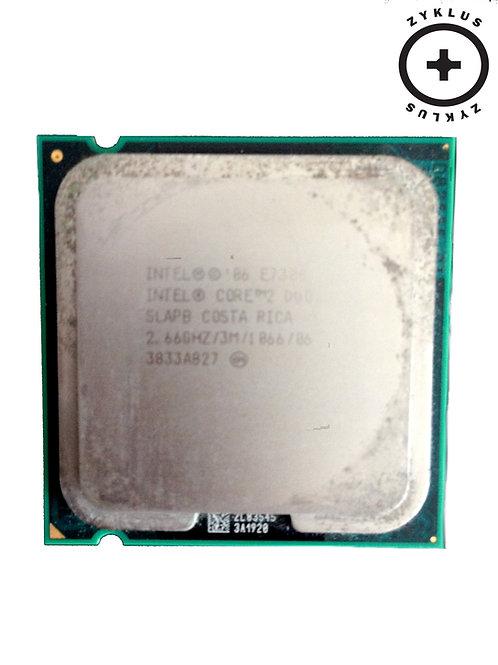 Processador Intel E7300 Core 2 Duo 2.66 Ghz 3 Mb 1066 Mhz
