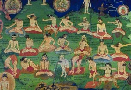 Rudra Yoga 12 : Tibetan Yoga