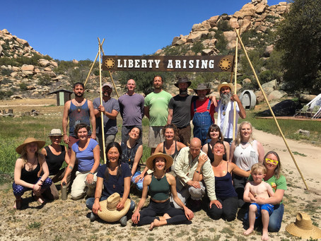 Pachamama Permaculture Gathering Brings Community Together for Prayer and Play