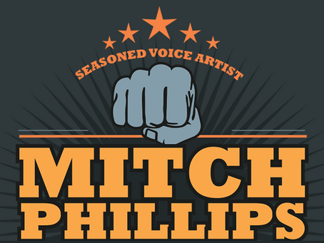 Talkin' VO with Mitch - The Agony & the Ecstasy of Taking Voice Direction