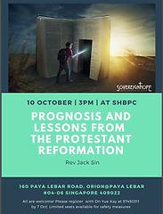 2020 Reformation Seminar