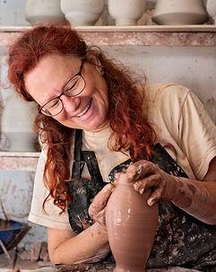 Personal Brand Photos Pottery artist_edi