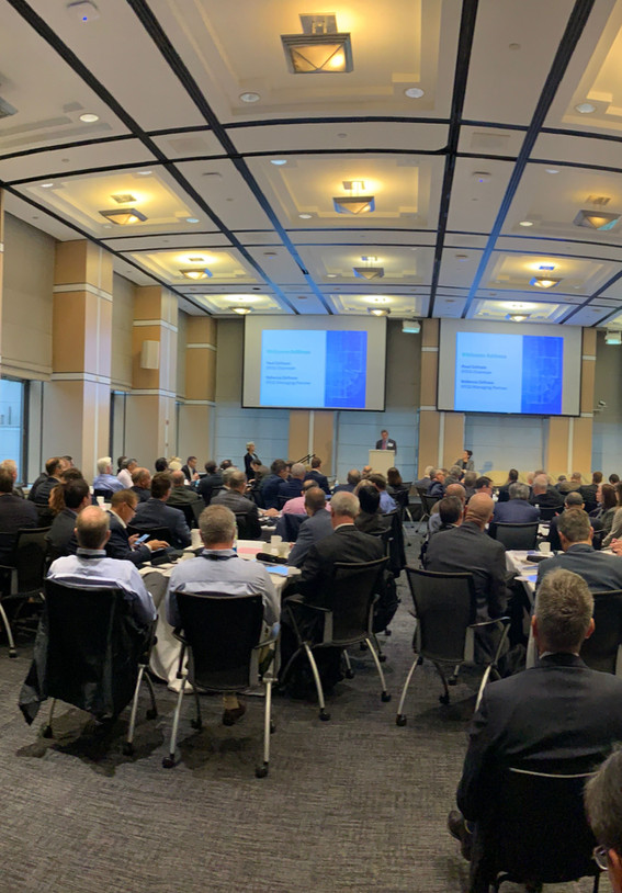 EFCG Hosts CEO Conference