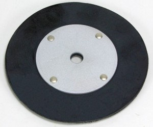 Internal Silicone-Rubber Electrode