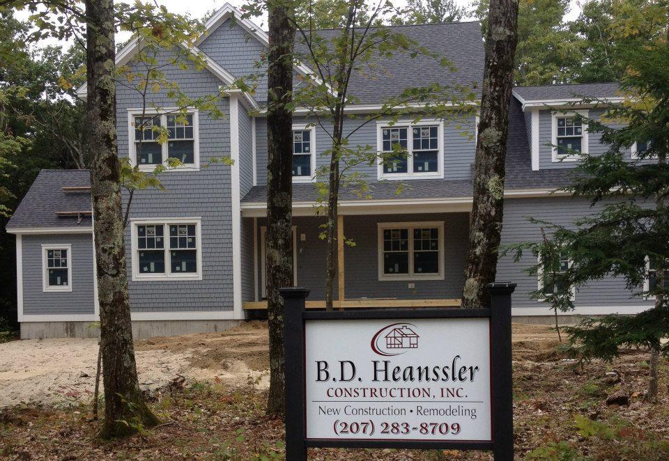 BD Heanssler Construction