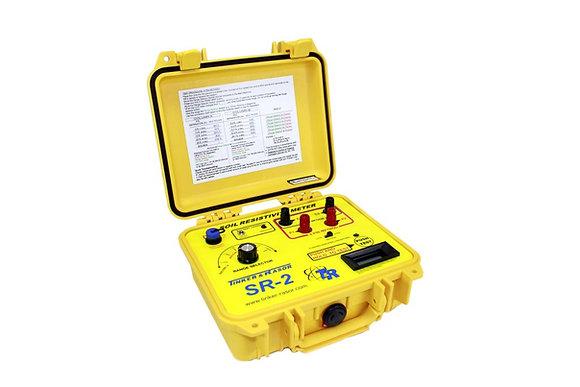 SR-2 Soil Resistivity Meter