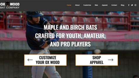 Ox Wood Bat Company