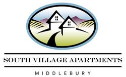 South Village logo no blue