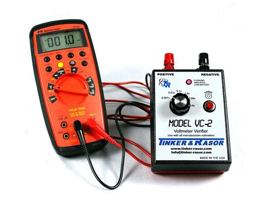 """VC-2 """"The Verifier"""" CP Instrument"""