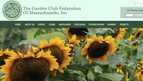 The Garden Club Federation of Massachusetts